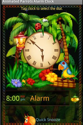 玩娛樂App 動畫鸚鵡鬧鐘免費 APP試玩