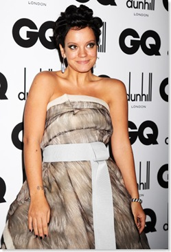 lily allen dolce and gabna