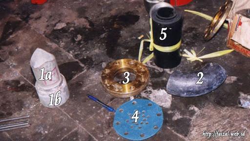 Peralatan Pompa Hidram