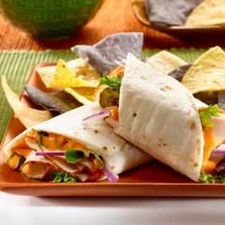 Turkey Ham Tortilla Wraps Recipes