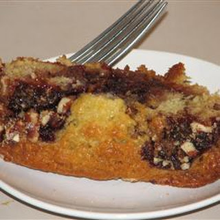 Pecan Cranberry Coffee Cake