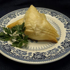 Tyropites (Cheese Pastries)