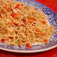 Pan Asian Frugal Noodles