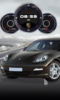 Screenshot of Porsche Panamera Cars HD LWP