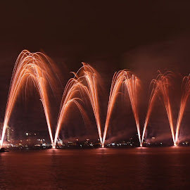 putrajaya fireworks by Bahar Hamid - News & Events Entertainment