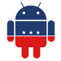 Captain Android of America LWP icon
