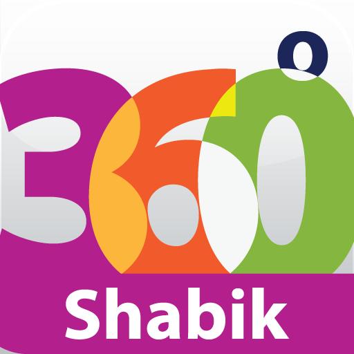 Shabik 360 社交 App LOGO-硬是要APP