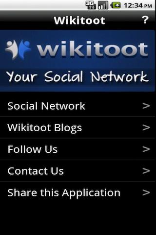 WikiToot GoMobile