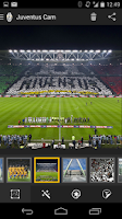 Screenshot of Juventus Cam