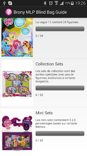 Brony MLP Blind Bag Guide APK