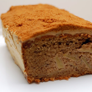 Speculoos Spiced Apple Cake
