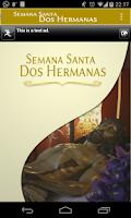 Screenshot of Semana Santa Dos Hermanas