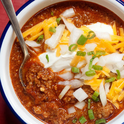Meat Hook Chili From 'The Meat Hook Meat Book'
