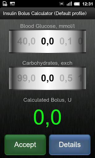 Insulin Bolus Calculator