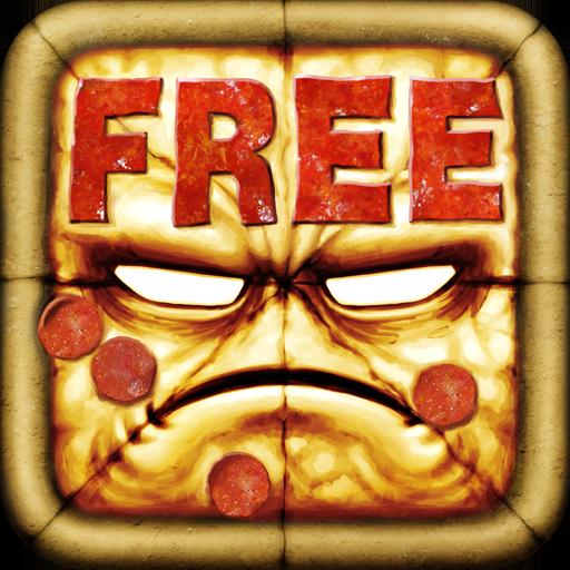 比薩VS。骷髏 街機 App LOGO-APP試玩