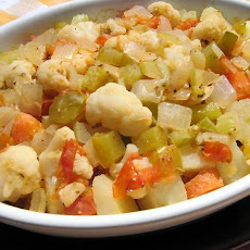 Rumanian Mixed Vegetables