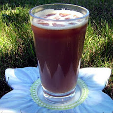 Iced Ginger Coffee