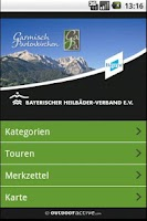 Screenshot of Garmisch - Partenkirchen