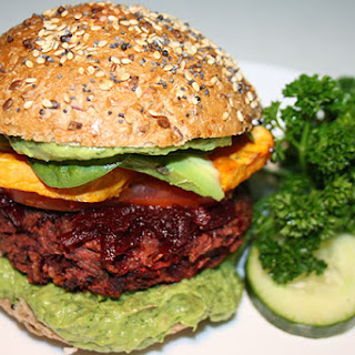 The Burger that Beets