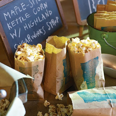 Maple-Spiced Kettle Corn