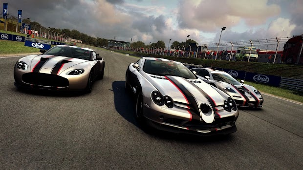Best Of British car pack arrives for Grid Autosport today