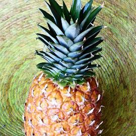 PIÑA DE MIEL by Jose Mata - Food & Drink Fruits & Vegetables