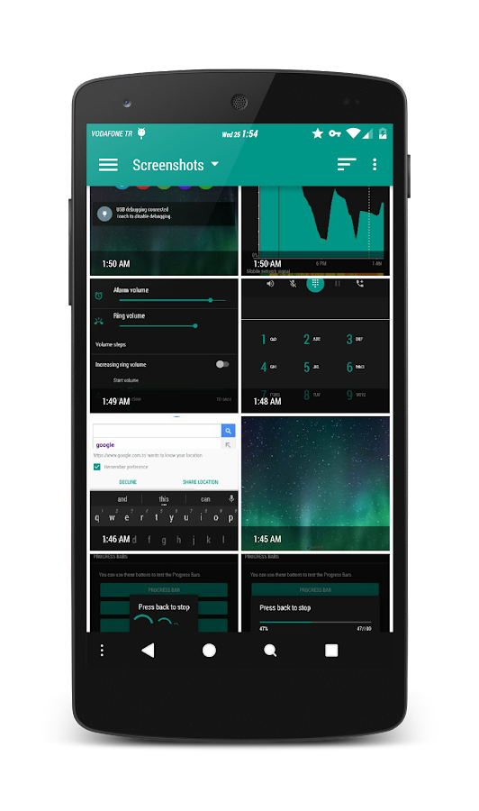 PitchBlack│Emerald CM13/12 Screenshot 19