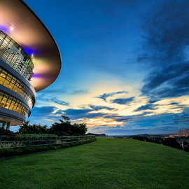 PICC by Kelvin Ng - Buildings & Architecture Office Buildings & Hotels