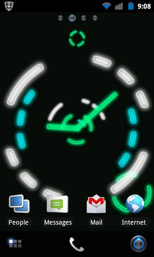 NeonGears Live Wallpaper Full