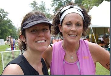 20080712 Muncie Endurathon-18-Kelly and Debi Hatton at the finish