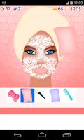 Screenshot of spa salon games