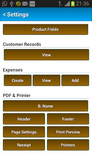 Billing Software POS - screenshot