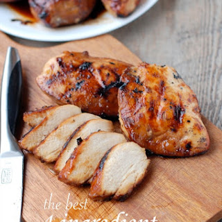 Boneless Chicken Breast Bbq Marinade Recipes