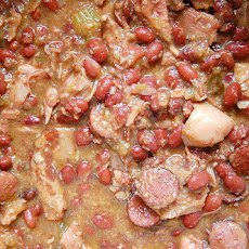 Nava's Jamaican-Inspired Red Beans and Rice