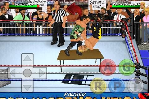 Wrestling Revolution Screenshot 1