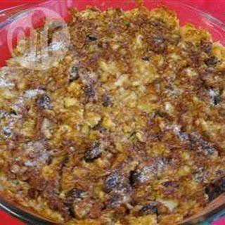Passover Apple Kugel Recipes