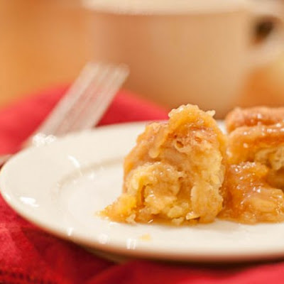 Apple Dumplings Dessert