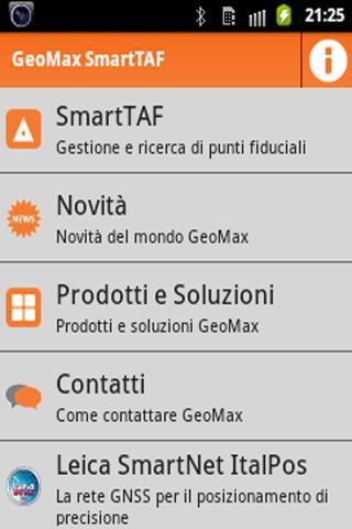 GeoMax FreeTAF