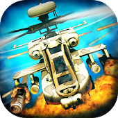 CHAOS Combat Helicopter 3D APK for Bluestacks