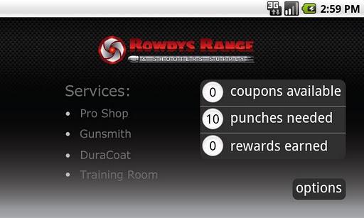 Rowdys Range