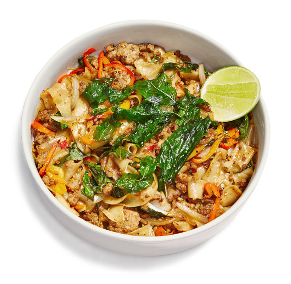 thai nutrition noodles pad Kee Mao  Recipe  Pad Yummly