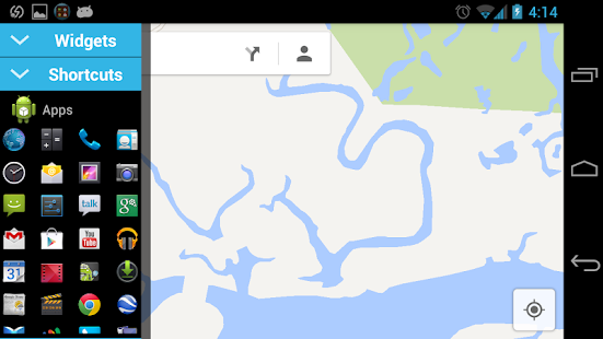 app floating drawer apk for windows phone android