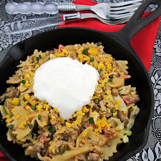 Taco Pasta Penne Recipes