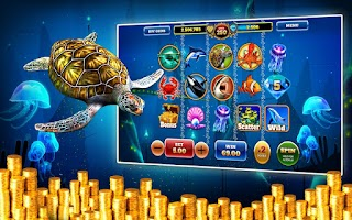 Screenshot of Ocean FREE SLOTS Vegas Pokies