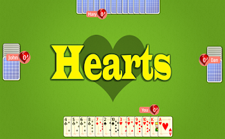 Screenshot of Hearts Mobile