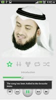 Screenshot of Mishary Al Afasy - MP3 Albums