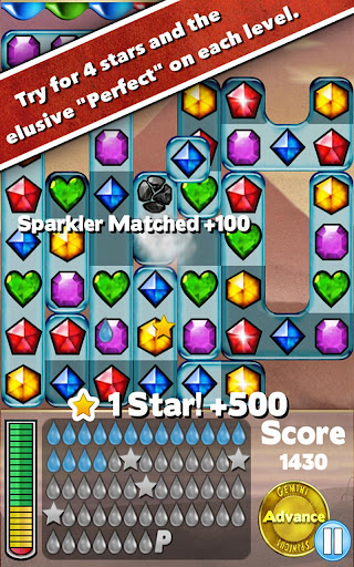 Gem Spinner II - screenshot