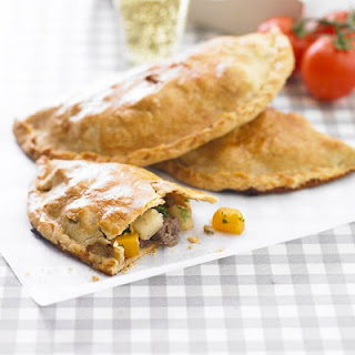Lighter Cornish pasties