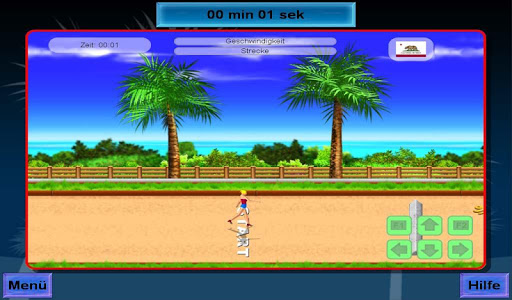 Epyx California Games (engl.) - screenshot