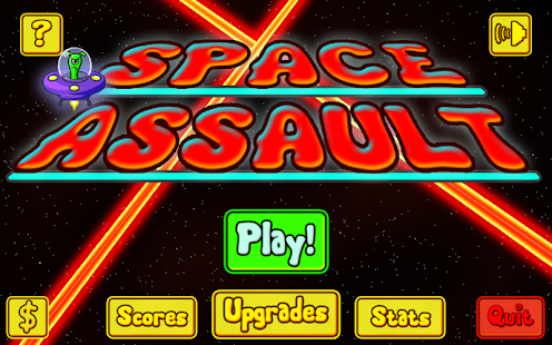 Space Assault - screenshot